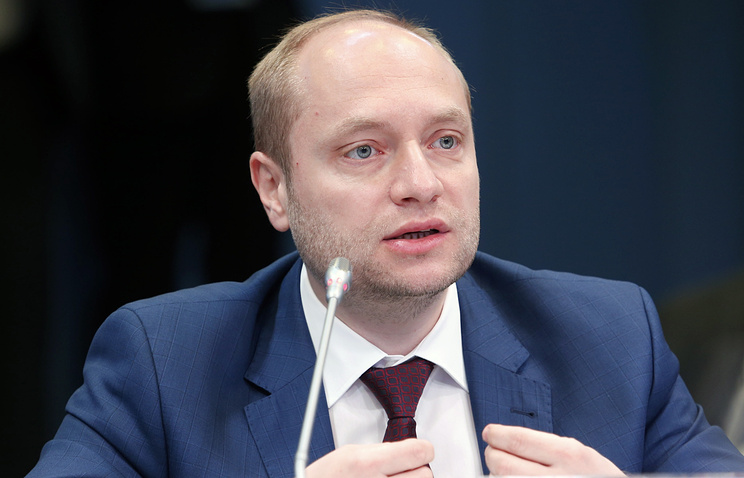 Russian Minister for Far East Development Alexander Galushka