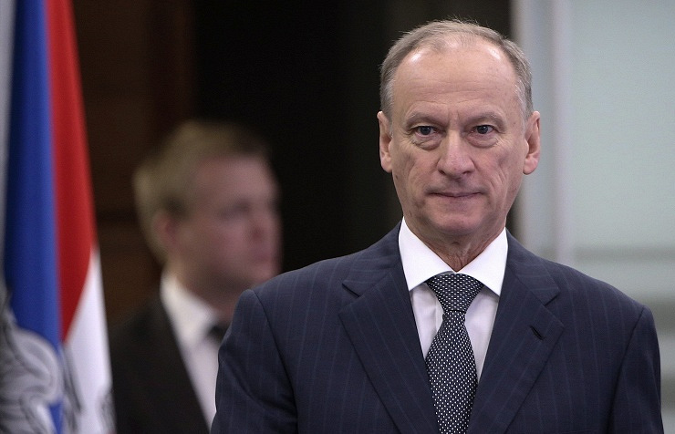 Russian Security Council Secretary Nikolay Patrushev