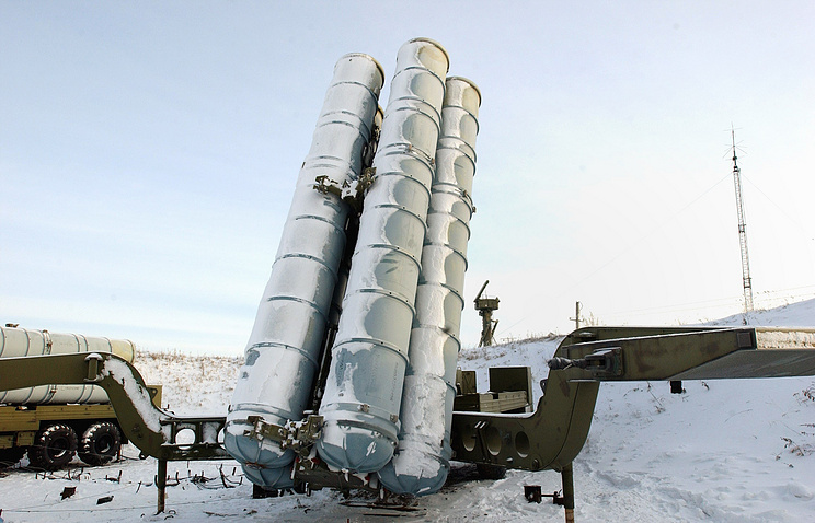 S-300 air defense missile systems