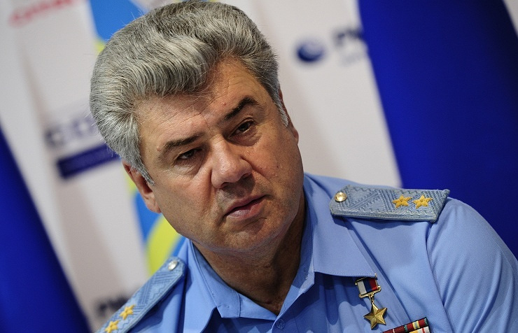 Chief Commander of the Russian Aerospace Force Col. Gen. Viktor Bondarev