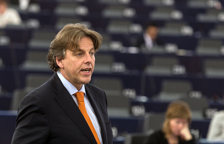 Foreign Minister of the Netherlands Bert Koenders