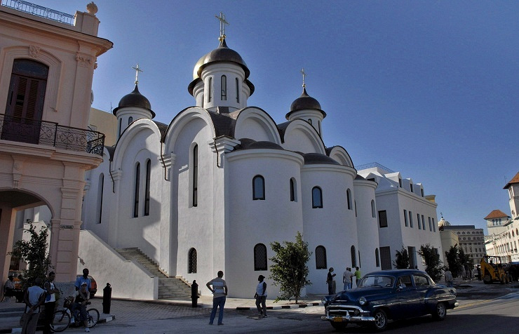The Church of the Kazan Icon of the Mother of God in Havana