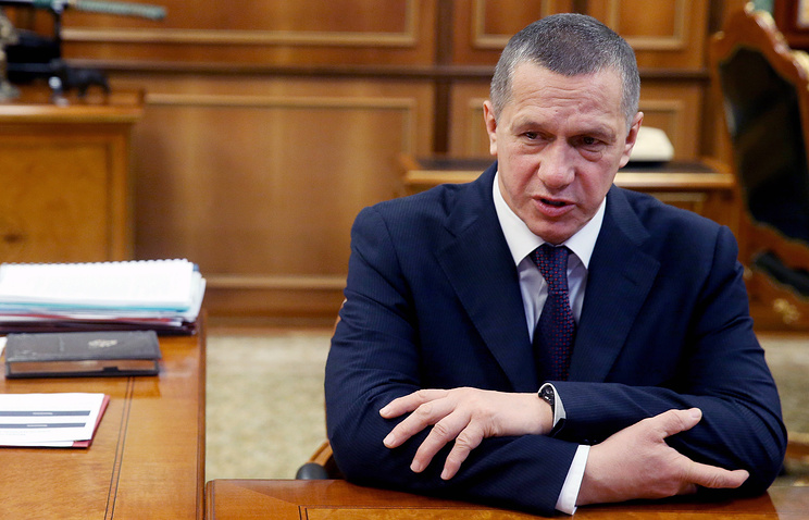Russia's Deputy Prime Minister and presidential envoy in the Far Eastern Federal District Yury Trutnev