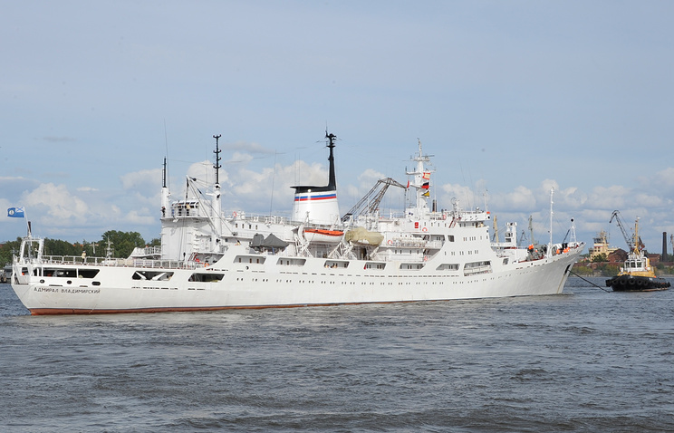 The Admiral Vladimirsky