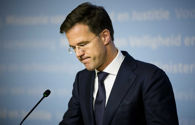 Prime - Minister of the Netherlands Mark Rutte