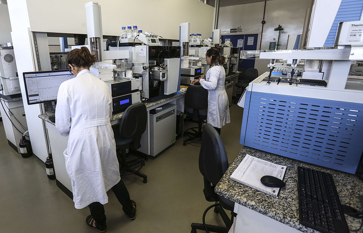 Brazilian Doping Control Laboratory, which will handle the anti doping tests for athletes during the Rio 2016 Olympic Games