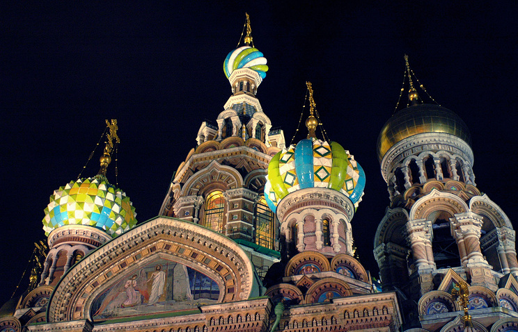 The Church of Our Savior on the Spilled Blood