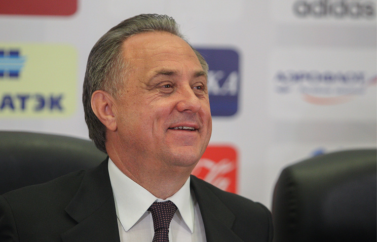 Russia's Deputy Prime Minister on sports, tourism and youth policies Vitaly Mutko
