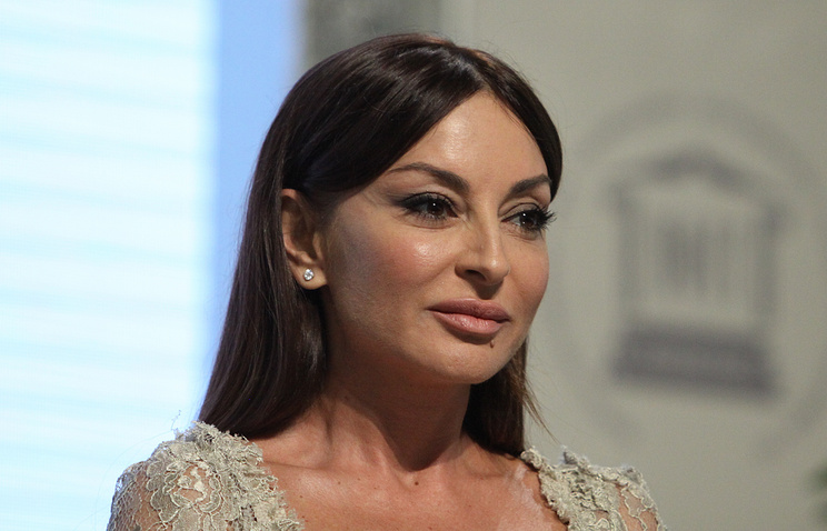 Azerbaijan strongman names wife to position