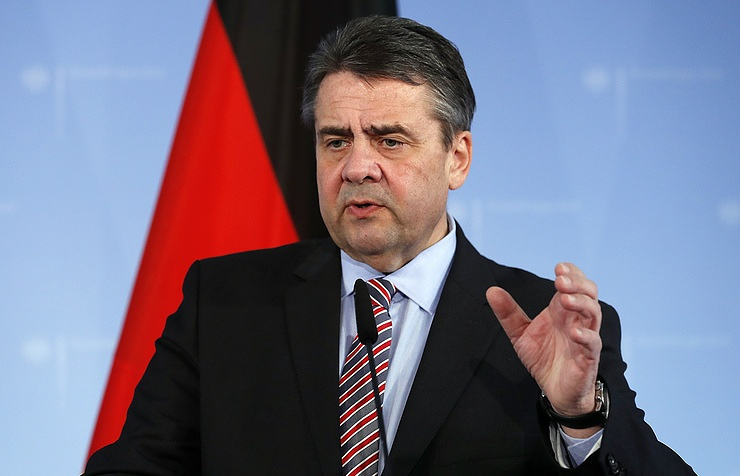 Minister of Foreign Affairs of Germany Zigmar Gabriel