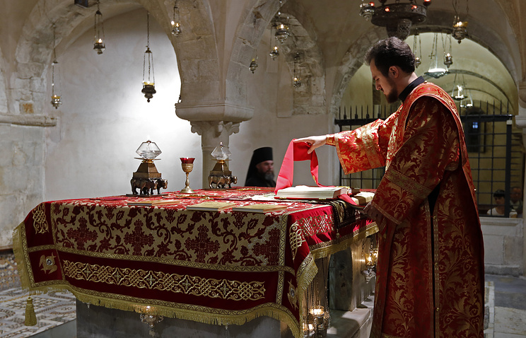 Saint Nicholas relics heading to Russia from Italian church