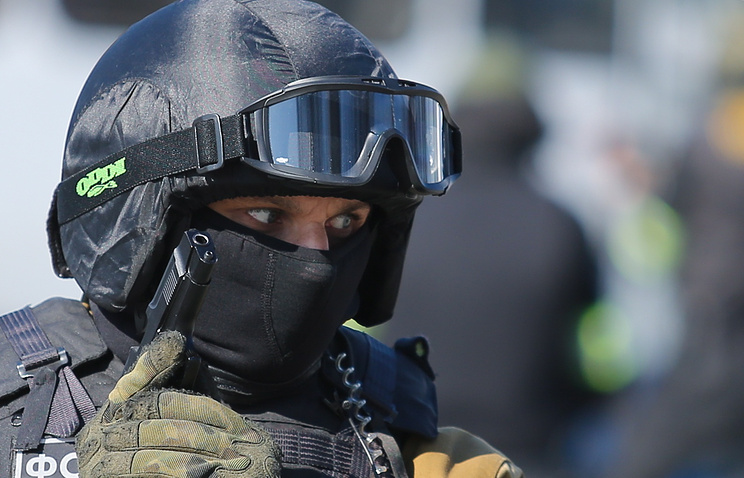 Four held after Islamic State 'prepared attacks' in Moscow