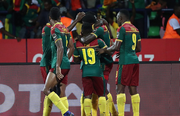 Coach seeks a brighter beginning from Cameroon