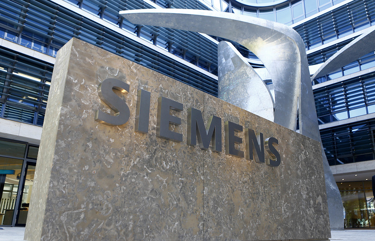 Germany's Siemens says Russian Federation sent turbines to Crimea