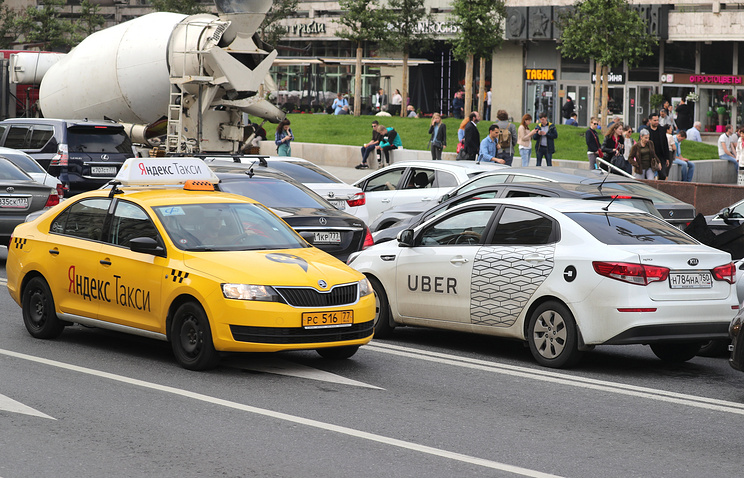 Uber and Yandex merge their ride-sharing services in Russian Federation