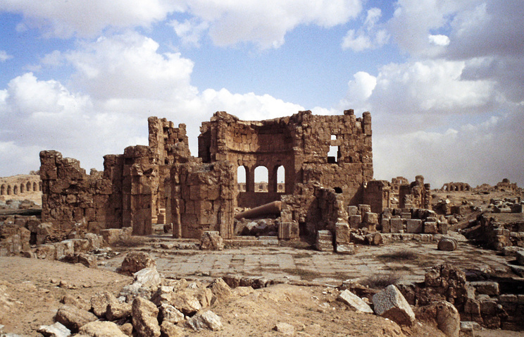 Ruins of Resafa