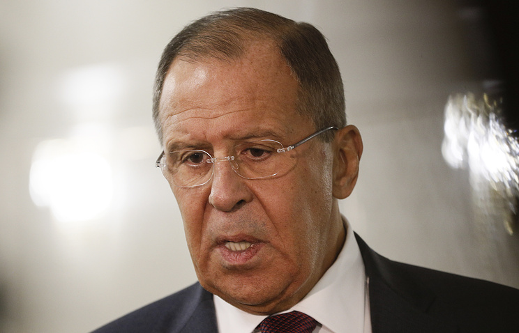 Lavrov Meets Tillerson, US Ready To Continue Dialogue