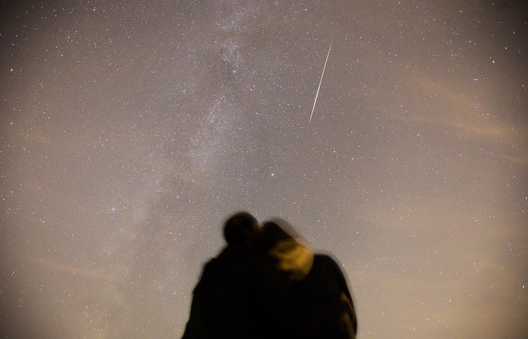 Stunning Perseid meteor shower is at its peak this weekend