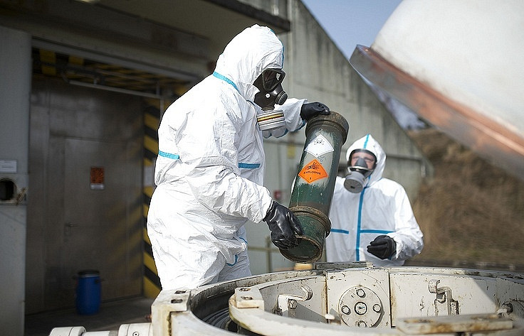 US, UK and France urge United Nations to maintain Syria chemical experts