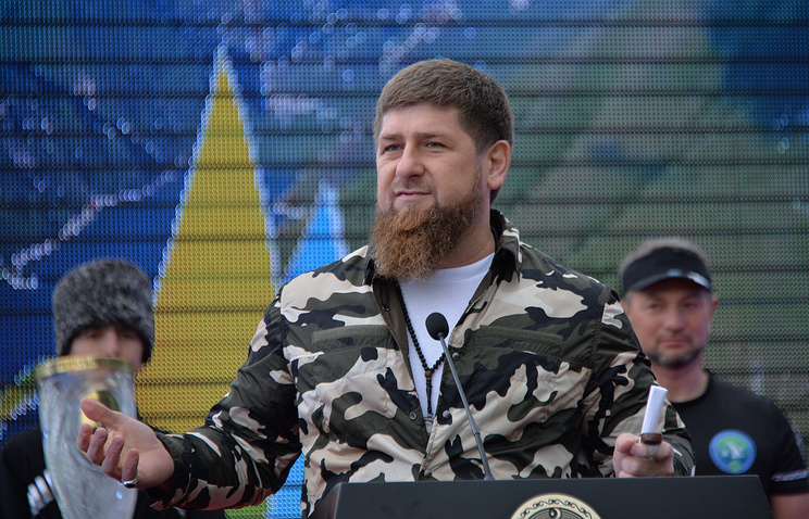 Official comments on U.S. decision to add Chechen leader to Magnitsky List