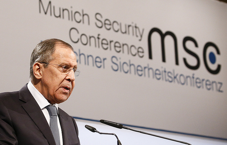 Russian Federation was ready for Normandy Four group meeting, says Lavrov