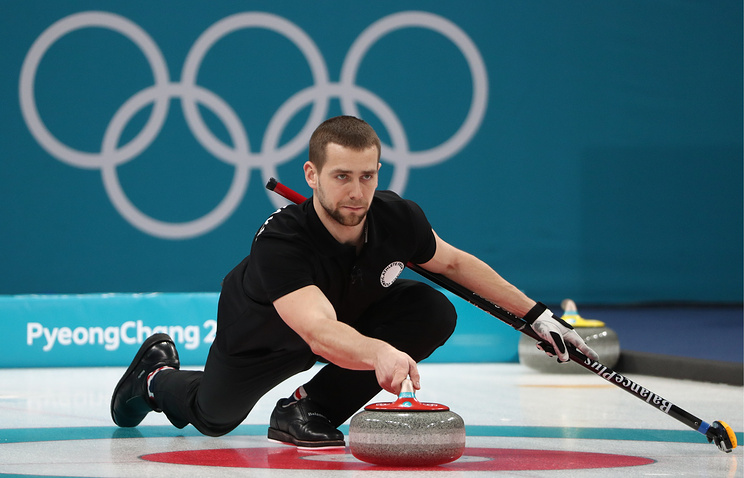 Second test doesn't help Russian curler suspected of Olympic doping