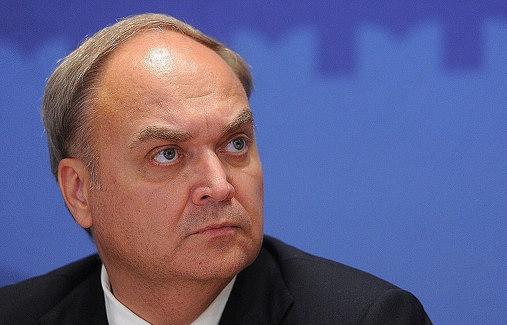 Russian Ambassador to the United States Anatoly Antonov