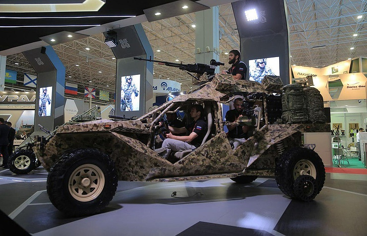 Chaborz M-6 buggy