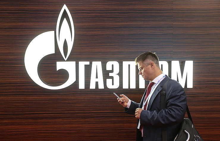 Ukraine's Naftogaz claims Dollars 2.56 bln victory over Gazprom in Stockholm court