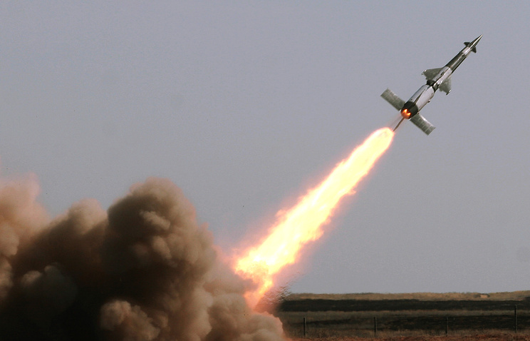S-125 surface-to-air missile system