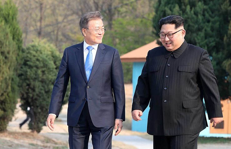 North & South Korea to discuss measures related to implementation of agreements on May 16