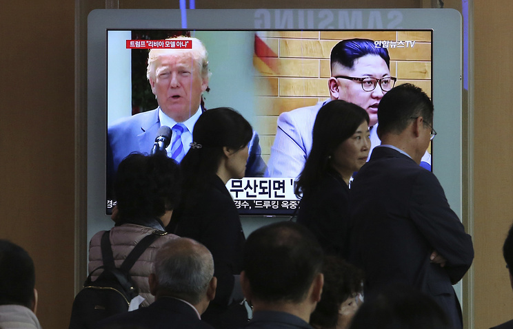 Trump keeps giving Kim the upper hand