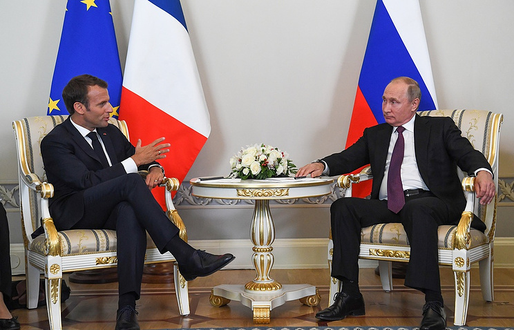 USA exit from Iran deal could trigger instability: Putin