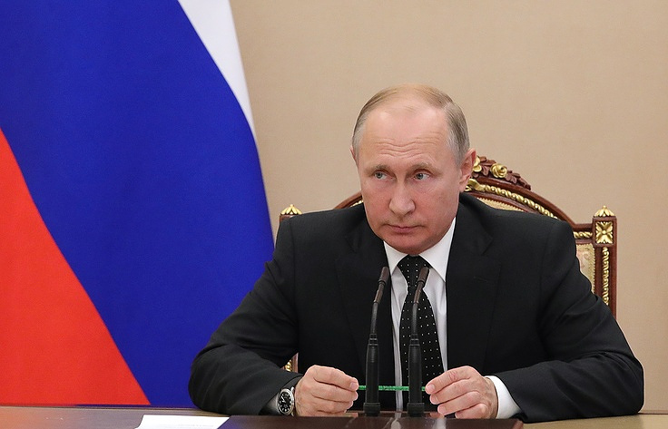 Russian Federation  has no plans for pulling troops out of Syria - Putin