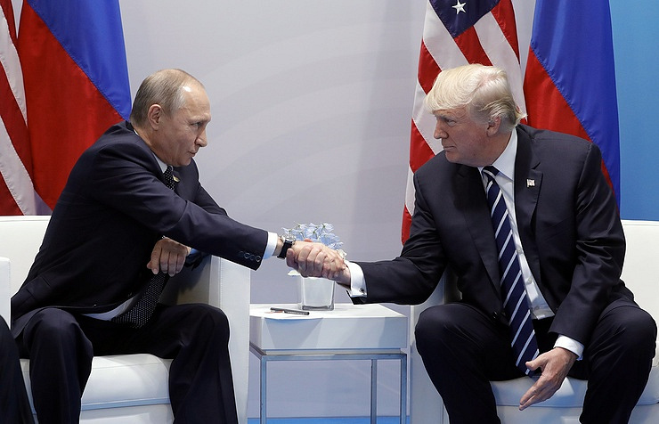 We Now Have the Details for Trump, Putin Summit - Leah Barkoukis