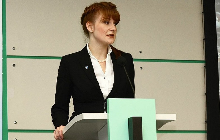 Maria Butina Reportedly Interacted With Former Trump Campaign Aide in 2016
