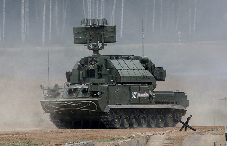 Tor anti-aircraft missile system