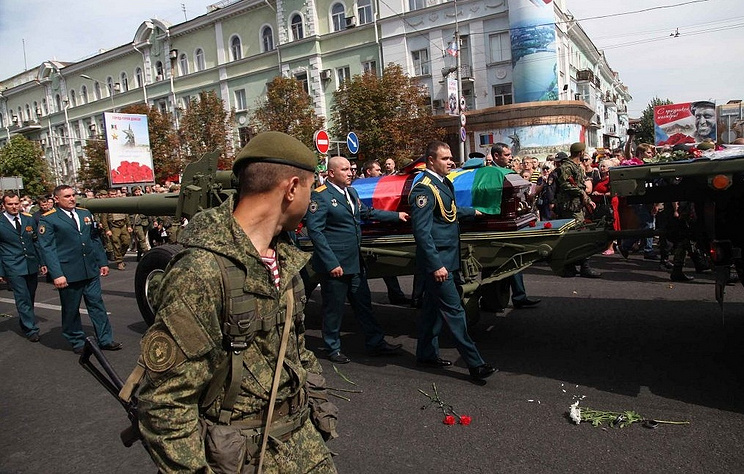 Nearly 20 people go missing after Zakharchenko's assassination in occupied Donetsk