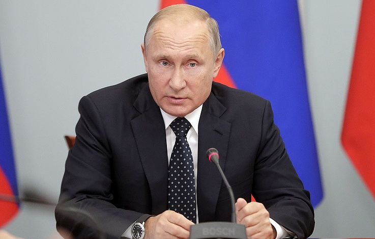 Russia is peace-loving state: Putin