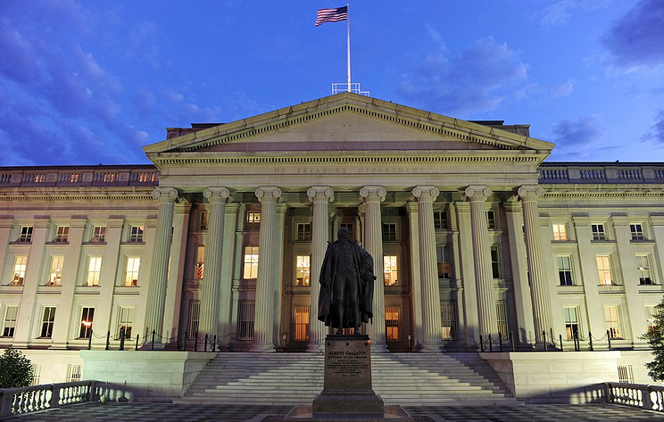 US Department of the Treasury
