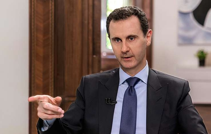 Syrian's Assad - U.S. will sell out those relying on it
