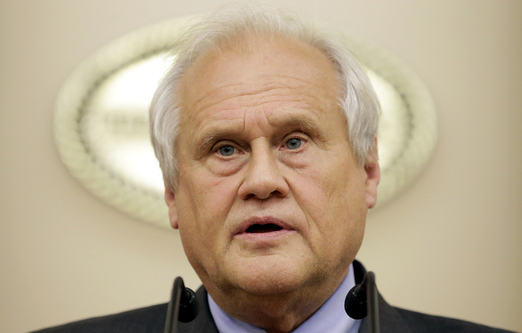 OSCE's special representative at the Contact Group Martin Sajdik