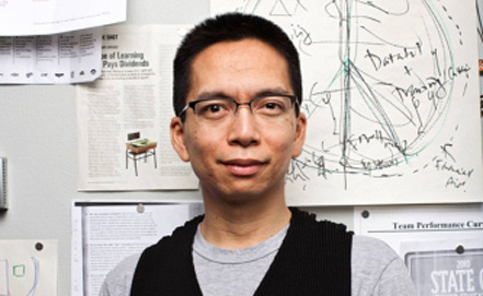 John Maeda, president of RISD and a participant in Steelcase's 100 Minds, photo www.prnewswire.com
