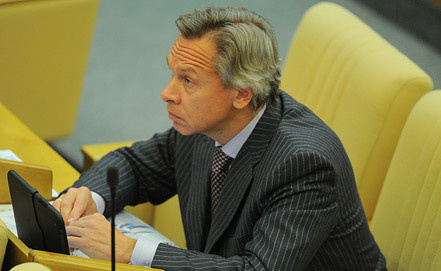 Alexei Pushkov, photo ITAR-TASS / Mitya Aleshkovsky