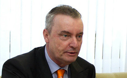 Dutch diplomat Onno Elderenbosch. Photo ITAR-TASS/ Sergei Lukyanov