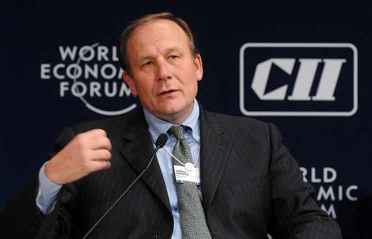 Jeffrey Joerres, Chairman and Chief Executive Officer, ManpowerGroup, USA