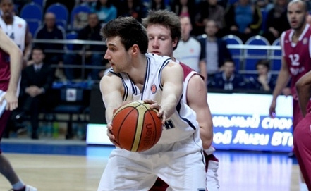 Сергей Карасев Фото vtb-league.com