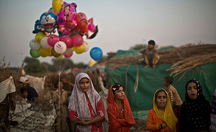 Фото AP Photo/Muhammed Muheisen