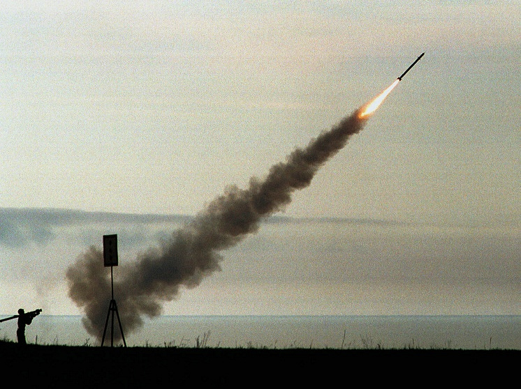 Igla-S man-portable air defense missile system at work Valery Matitsin/ITAR-TASS