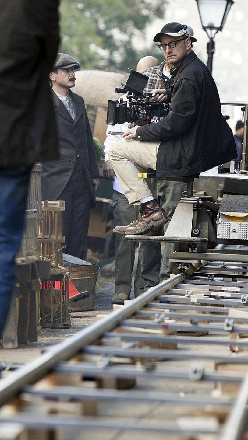 Shooting of 'The Knick' filmpro.ru